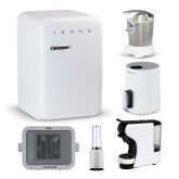 Comprar Pack - RETRO FRIDGE 83.5 + MOI SLIM + POTTS + IKOFRY HEALTHY TOUCH + ZUMIK + WARMIC