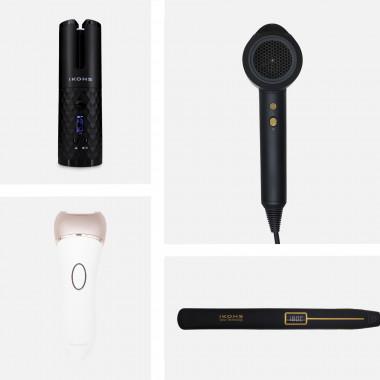 Comprar PACK - ION CERAMIC + KURLINE + GLIDDE EPIL + DREAM LINE
