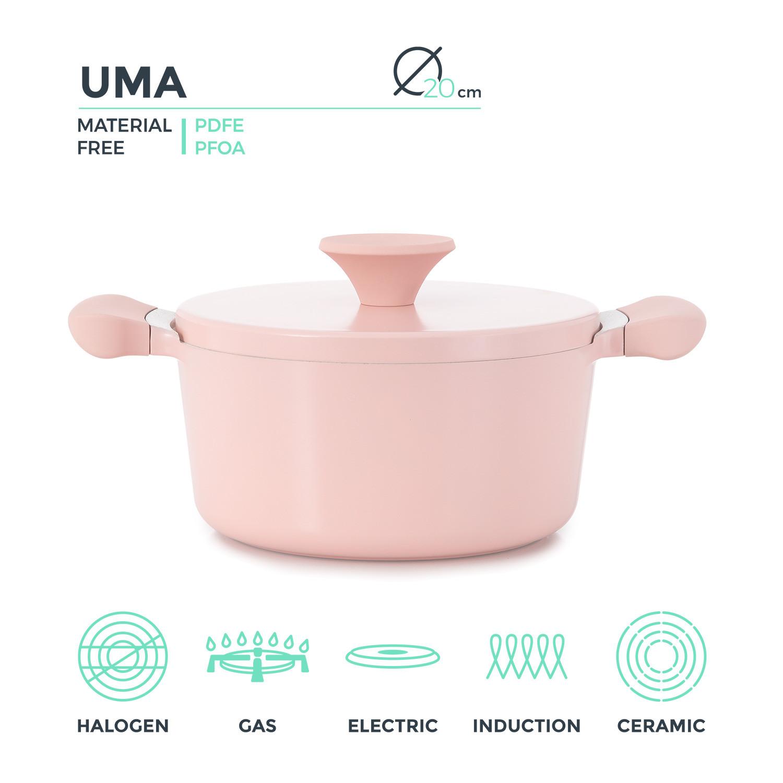 Comment Differencier Induction Et Vitroceramique pack cuisine portable - noa poêle Ø24cm + plaque à induction
