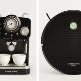 Pack - NETBOT S15 Robot Aspirador Inteligente + THERA RETRO Cafetera Express