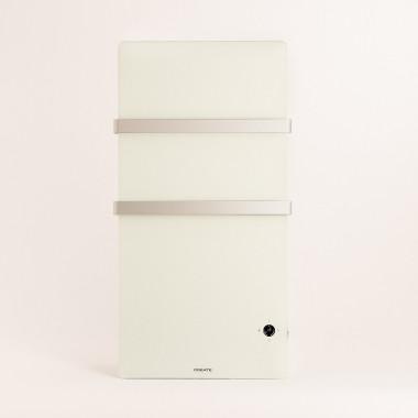 Acquista WARM TOWEL CRYSTAL - Porta asciugamani elettrico in vetro con wifi